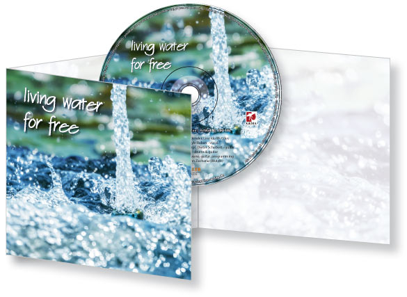 CD-Card Living water for free